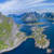 Норвегия · живописный · Панорама · рыбалки · порта - Сток-фото © harlekino
