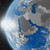 middle east region from space stock photo © harlekino