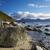 rocky beach on lofoten stock photo © harlekino