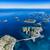 henningsvaer aerial stock photo © harlekino