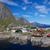 village of hamnoy on lofoten stock photo © harlekino