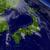 詳しい · 地球 · 日本 · 地球 · 1泊 - ストックフォト © harlekino