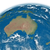 3D · dünya · Avustralya · model · ayrıntılı · topografya - stok fotoğraf © harlekino
