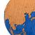 asia on wooden earth stock photo © harlekino