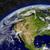 север · Америки · Канада · США · пространстве · карта - Сток-фото © harlekino
