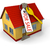 huis · model · verkoop · tag - stockfoto © harlekino