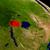 rwanda from space stock photo © harlekino