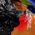 morocco from space highlighted in red stock photo © harlekino