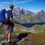 Norvegia · giovani · attivo · uomo · zaino · escursioni - foto d'archivio © harlekino
