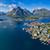 panorama · empolgante · pescaria · cidade - foto stock © Harlekino