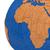 afrika · houten · aarde · 3D · model · oceanen - stockfoto © harlekino