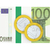 монетами · евро · изолированный · белый - Сток-фото © harlekino