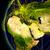 principal · aire · Europa · detallado · planeta · tierra - foto stock © harlekino