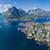 антенна · Панорама · захватывающий · рыбалки · города - Сток-фото © harlekino