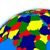 afrika · aarde · politiek · kaart · wereldbol · illustratie - stockfoto © harlekino