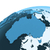 3D · wereldkaart · groene · textuur · wereld · technologie - stockfoto © harlekino