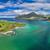 антенна · Панорама · Норвегия · пейзаж · морем - Сток-фото © harlekino