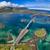 bruggen · schilderachtig · weg · eilanden · landschap - stockfoto © Harlekino
