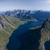 антенна · красивой · Норвегия · пейзаж - Сток-фото © Harlekino