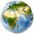 europe and africa on earth stock photo © harlekino