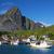 fishing boats in norway stock photo © harlekino