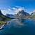 рыбалки · порта · старые · Норвегия · дома - Сток-фото © harlekino