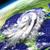 ураган · Флорида · огромный · орбита · Америки - Сток-фото © harlekino