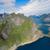 dorp · Noorwegen · bergen · hemel · boom · gebouw - stockfoto © harlekino
