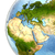 emea region on earth stock photo © harlekino