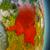 demokratik · cumhuriyet · Kongo · uzay · kırmızı · 3d · illustration - stok fotoğraf © harlekino