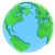 western hemisphere on earth stock photo © harlekino