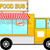 alimentaire · camion · rue · cartoon · illustration · bus - photo stock © hayaship