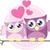 love owls stock photo © hayaship