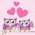 owls family stock photo © hayaship