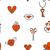 sevimli · kalp · şekerleme · sevgililer · günü · kart · dizayn - stok fotoğraf © helenstock