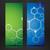 sześciokąt · nano · komórek · streszczenie · wody - zdjęcia stock © helenstock