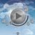 absztrakt · technológia · app · ikon · zene · gomb - stock fotó © helenstock