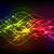 抽象的な · ネオン · 波 · eps · 10 · 光 - ストックフォト © helenstock