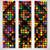 abstrato · colorido · círculo · fundo · mosaico · bandeira - foto stock © helenstock