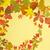 sonbahar · gökyüzü · vektör · afiş · yaprakları · orman - stok fotoğraf © helenstock