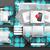 progettazione · di · siti · web · modello · interfaccia · elementi · sito · uno - foto d'archivio © helenstock