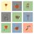 幸せ · バレンタインデー · アイコン · 単純な · コレクション · 結婚式 - ストックフォト © helenstock