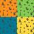 Пасху · четыре · различный · цветами · вектора - Сток-фото © helenstock