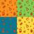 日 · 4 · 異なる · 色 - ストックフォト © helenstock