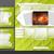 progettazione · di · siti · web · modello · menu · elementi · faq · registrazione - foto d'archivio © helenstock