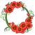 vermelho · branco · projeto · folha · fundo - foto stock © heliburcka
