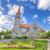 catedral · famoso · ponto · de · referência · Finlândia · igreja · pedra - foto stock © HERRAEZ