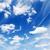 bleu · nuageux · ciel · nuages · fond · couleur - photo stock © HERRAEZ