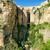 ponte · desfiladeiro · málaga · Espanha · céu · cidade - foto stock © HERRAEZ