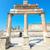 antigo · ruínas · Itália · rua · viajar · pedra - foto stock © HERRAEZ